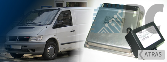 Reparacion start error mercedes vito sprinter 160 y 170 CDI